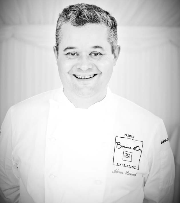 Chef Adam Bennett